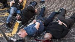 Roma - Feyenoord: non è stato l'Heysel ma se a Piazza di Spagna arriva