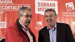 IU expulsa a Pérez y Gordo por negarse a dejar sus