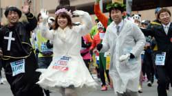 東京マラソン2015に
