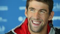 Phelps sera porte-drapeau pour les États-Unis à