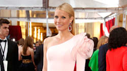 There's Something On Gwyneth Paltrow's