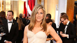Jennifer Aniston Steals The Spotlight On The Oscars Red