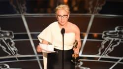 Vibrant plaidoyer de Patricia Arquette pour l'égalité des