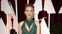 ScarJo's Oscars Dress Is