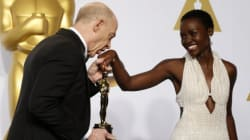 Oscar 2015, la regina del red carpet è Lupita