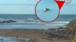 Un UFO in Cornovaglia? Cosa sarà