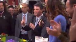En direct à la télé, Manuel Valls a assuré le show au Salon de