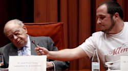 Pujol comparece en el Parlament: