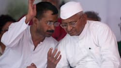 Arvind Kejriwal Joins Forces With Anna Hazare Against Modi's Land