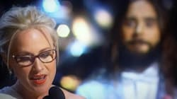 'Jesus' Blessed Patricia Arquette At The