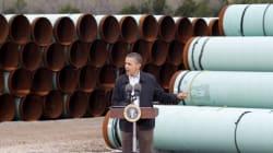 Keystone: Obama va s'empresser à imposer son