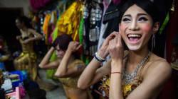 Voyez d'étonnantes photos des drag queens