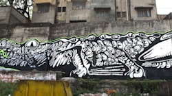 Pune's Oldest Neighbourhood Now Boasts Of Some Really Edgy Street