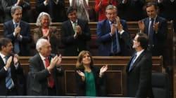 Rajoy presume de haber salvado a España y alerta de las