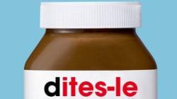 La réponse de Nutella à la polémique des mots