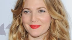Drew Barrymore Looks Gorgeous Without