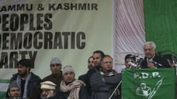 BJP-PDP To Form Kashmir Government, Mufti To Be