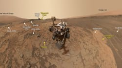 NASA's Curiosity Rover Clicks Stunning Selfie On