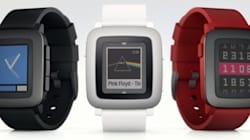 'Pebble Time' Smartwatch Raises Over $5 Million In 6 Hours, Breaks All Kickstarter