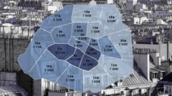 Immo: Paris descend sous la barre des 8000 euros le m2 (et la baisse va