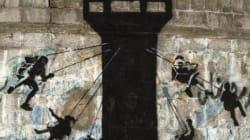 Banksy è arrivato a