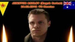 Ashley, il primo foreign fighter morto in battaglia contro