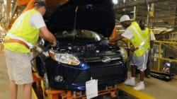 Ford ajoute 400 emplois à son usine canadienne d'Oakville qui produira le Ford