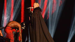 But How About Madonna's Cape,