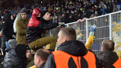 Kiev - Guingamp: violences en marge des 16e de finale de la Ligue