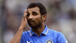 Mohammed Shami Out Of UAE Match With Knee