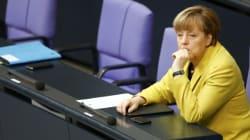 Merkel «bouleversée» par le crash du vol