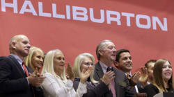Halliburton Bails On