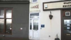 Une maison de 1,2 mètre de largeur à vendre en