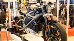 À essayer : La Harley-Davidson Livewire 100% électrique au Salon de la Moto de