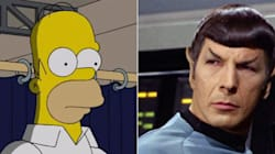 Leonard Nimoy's Hilarious 'Simpsons' Cameos Were Among His Best