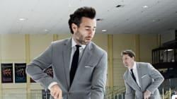 J. Crew Puts Its 'Crosby Suit' On