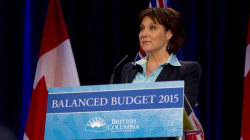 B.C. Premier's 'Low-Hanging Fruit' Comment Riles Up