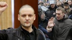 En prison ou en exil... l'opposition russe mal en