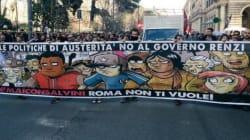 #maiconsalvini: in piazza chi non vuole il leader della Lega a