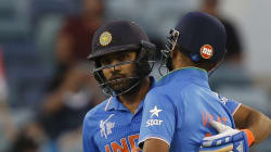 India Thrash UAE By 9