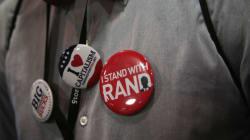 Rand Paul a l'avance chez les conservateurs américains pour