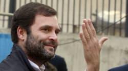 Congress Worker Expelled For Poster Demanding Rahul Gandhi's