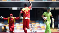 Cricket-Chatara shines as Zimbabwe restrict Pakistan to