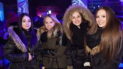 Styles de soirée: les photos mode de la Nuit Blanche à Montréal