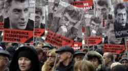 Des milliers de personnes à Moscou en hommage à Boris