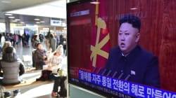 Nouvelles menaces de la part de la Corée du