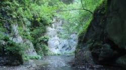 Gole del fiume Fiastrone, una voragine naturale che toglie il