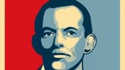 La campagna #Abbottsolutelyhopeless: Tshirt e poster per far cadere il governo