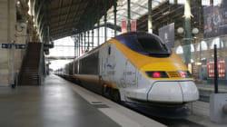 Le trafic Eurostar suspendu pour cause de pneus en
