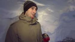 Île-du-Prince-Édouard : un tunnel dans la neige attire des médias du monde